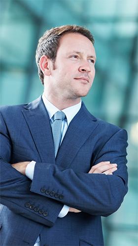 Qualified Plans Businessman
